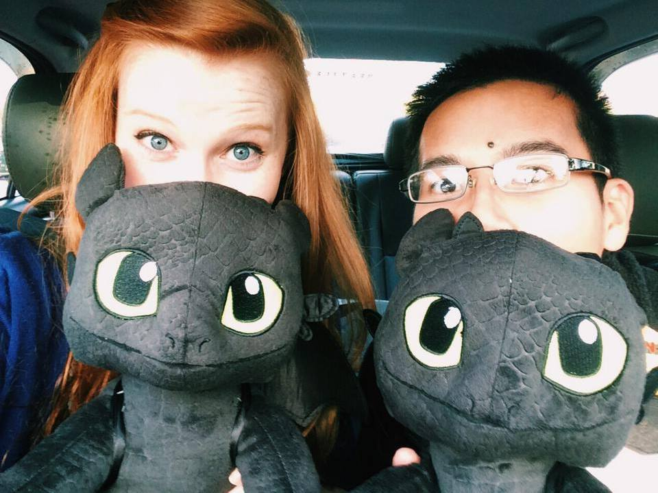 CUTE FACES & CUTE DRAGONS