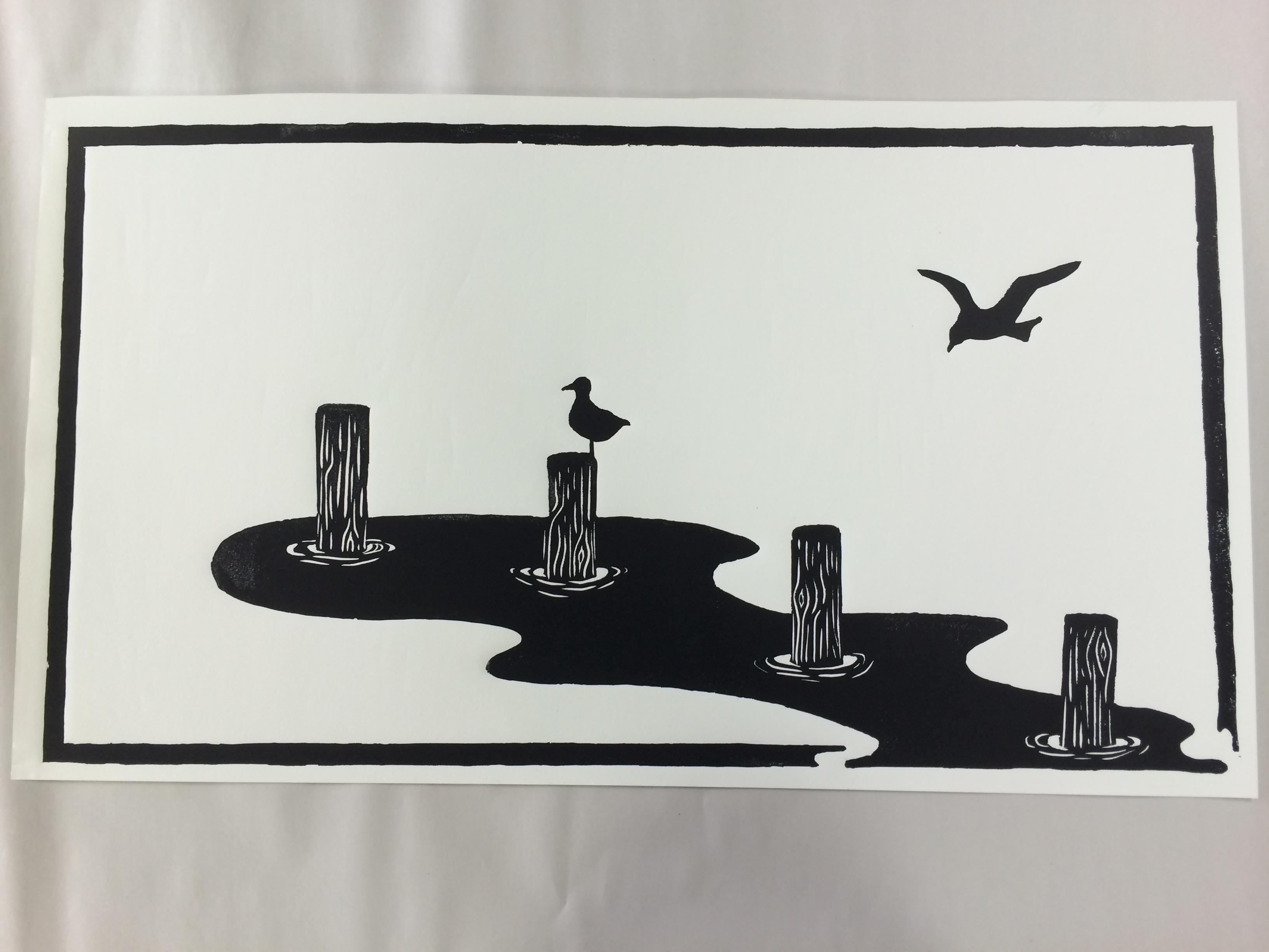 My final 26.5x15 inch print!