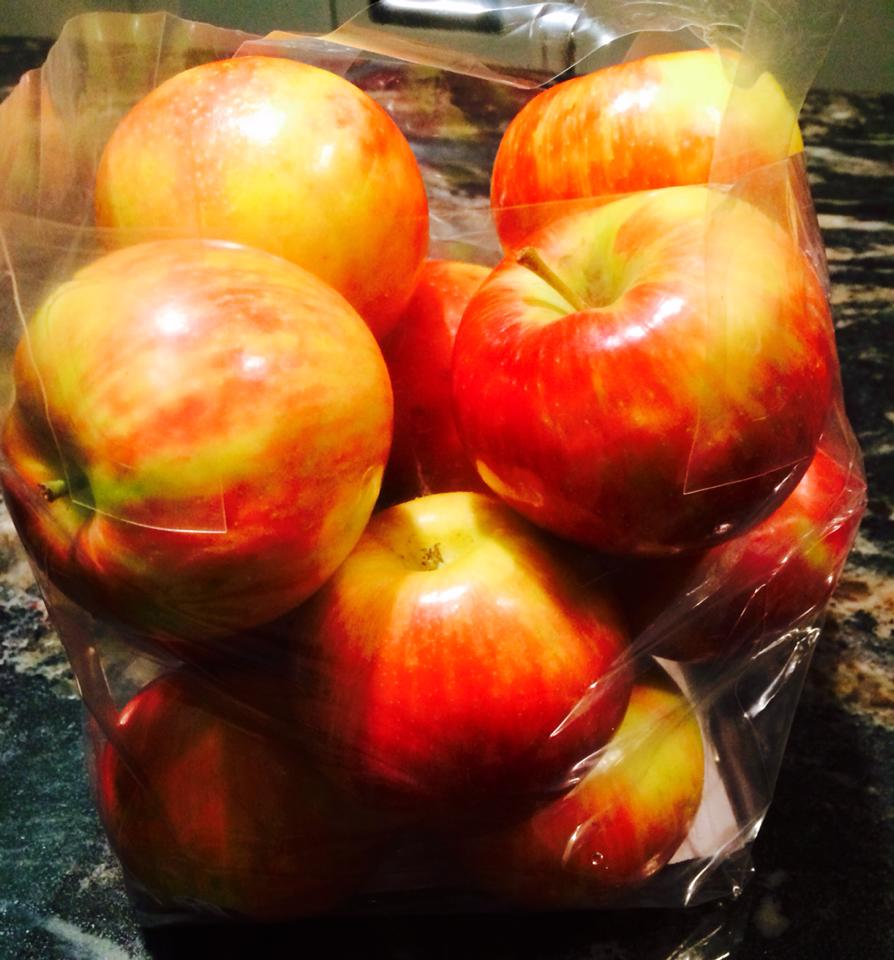 Honey crisp apples!! The best come from WA.
