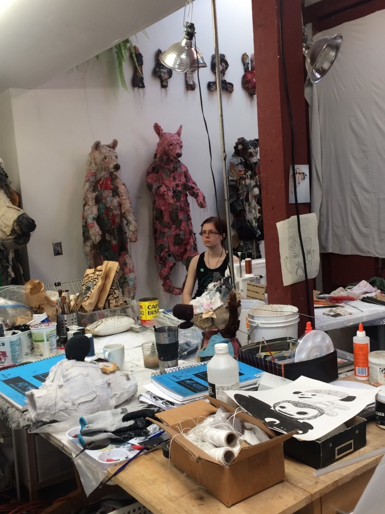 Robb Putnam's Studio 2