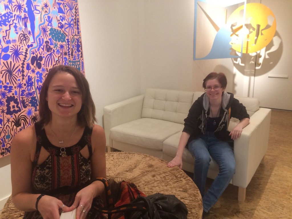 Sequoia Leech-Kritchman and Megan Breiter, Oakland Galleries