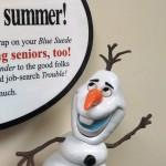 Olaf crop