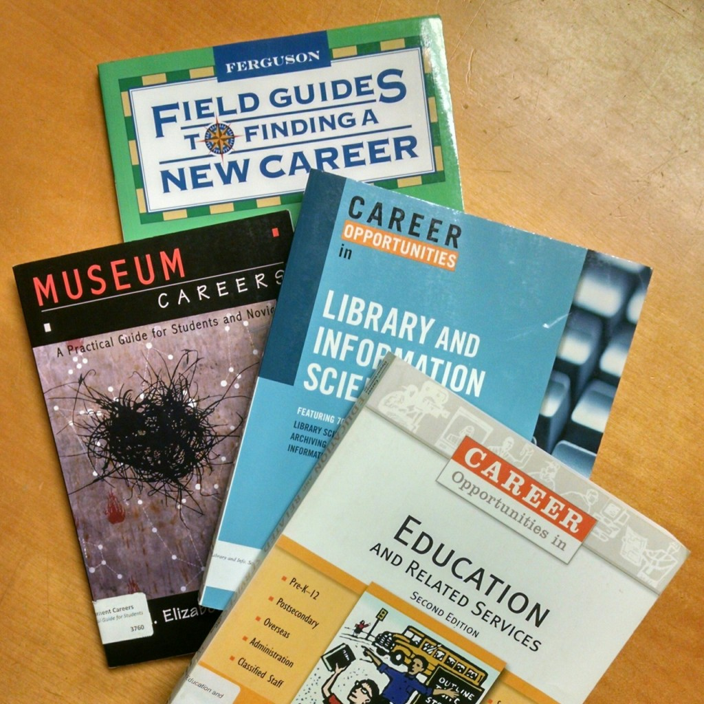 Books about Library careers