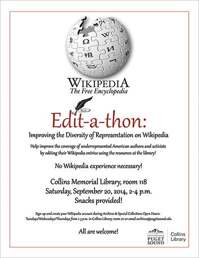 WikipediaFlyer