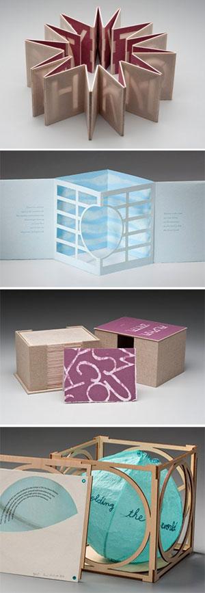 Artist Books from Helen Hiebert Studio (http://helenhiebertstudio.com/)