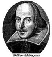 Picture of William Shakespeare (Shakespeare's Biography)