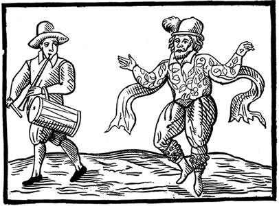 Will Kemp, Kemp's Nine Days Wonder (1600)