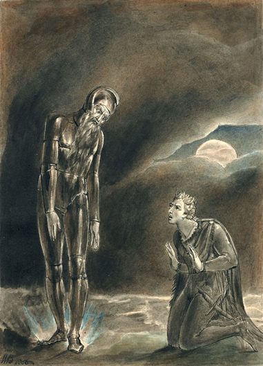 celebrating shakespeare shakespeare and the supernatural by jake hamlet and his father s ghost william blake 1806