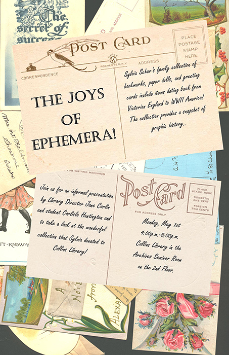 JOYS OF EPHEMERA
