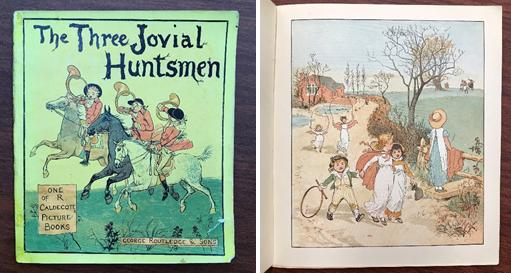 The Three Jovial Hunstmen (1880)