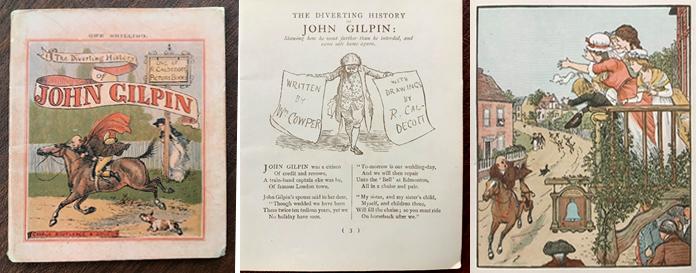 The Diverting History of John Gilpin (1878)