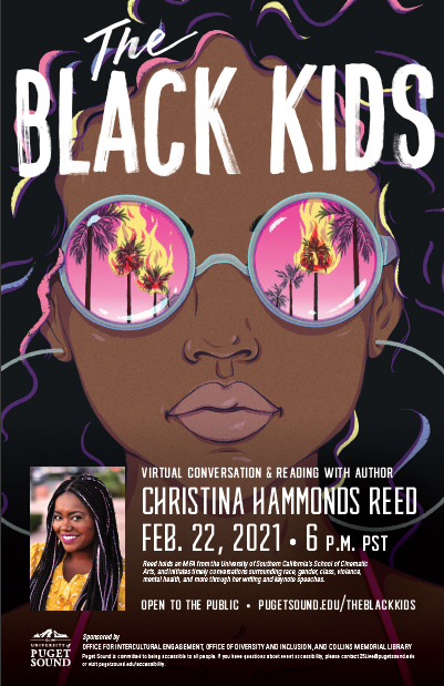 The Black Kids with author Christina Hammonds Reed, Feb. 22, 6pm