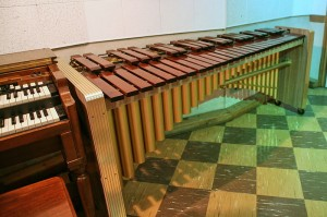 This is a marimba... don't be a fool and mix it up for maracas like the author of this post...