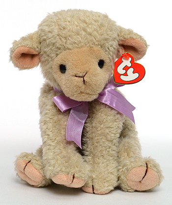 a736e936fac Lovie the Lamb was a hit in hospitals for sick children.