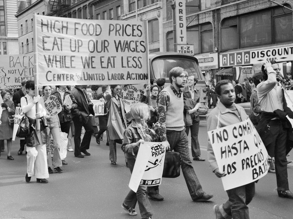 Estagflação no final dos anos 1970 - Economia sólida 3