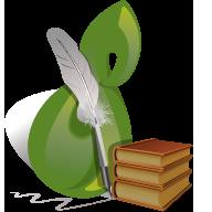 Mahara scribe logo