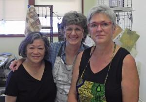 Deb, Lucia, & MalPina