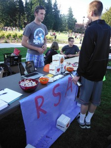 RSA at LogJam - be sure to stop by September 6 to get your application!