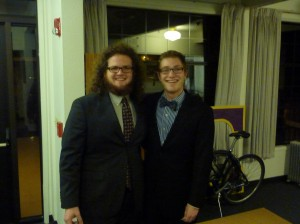 Yes, my roommate and I joined together. Because we're cool like that.