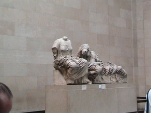 Some Elgin Marbles