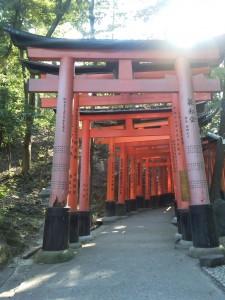 いなり Shrine