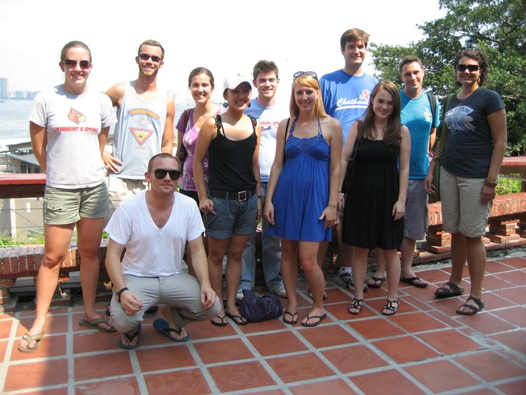 Kaohsiung English Teaching Assistants (ETA) 2010 - 2011