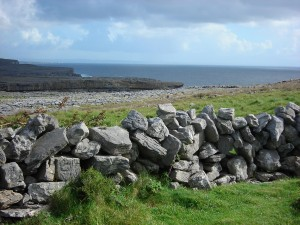 Inis Mor and the Atlantic