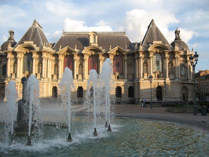 palais des beaux arts (art museum)