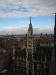 Rathaus in Muenchen