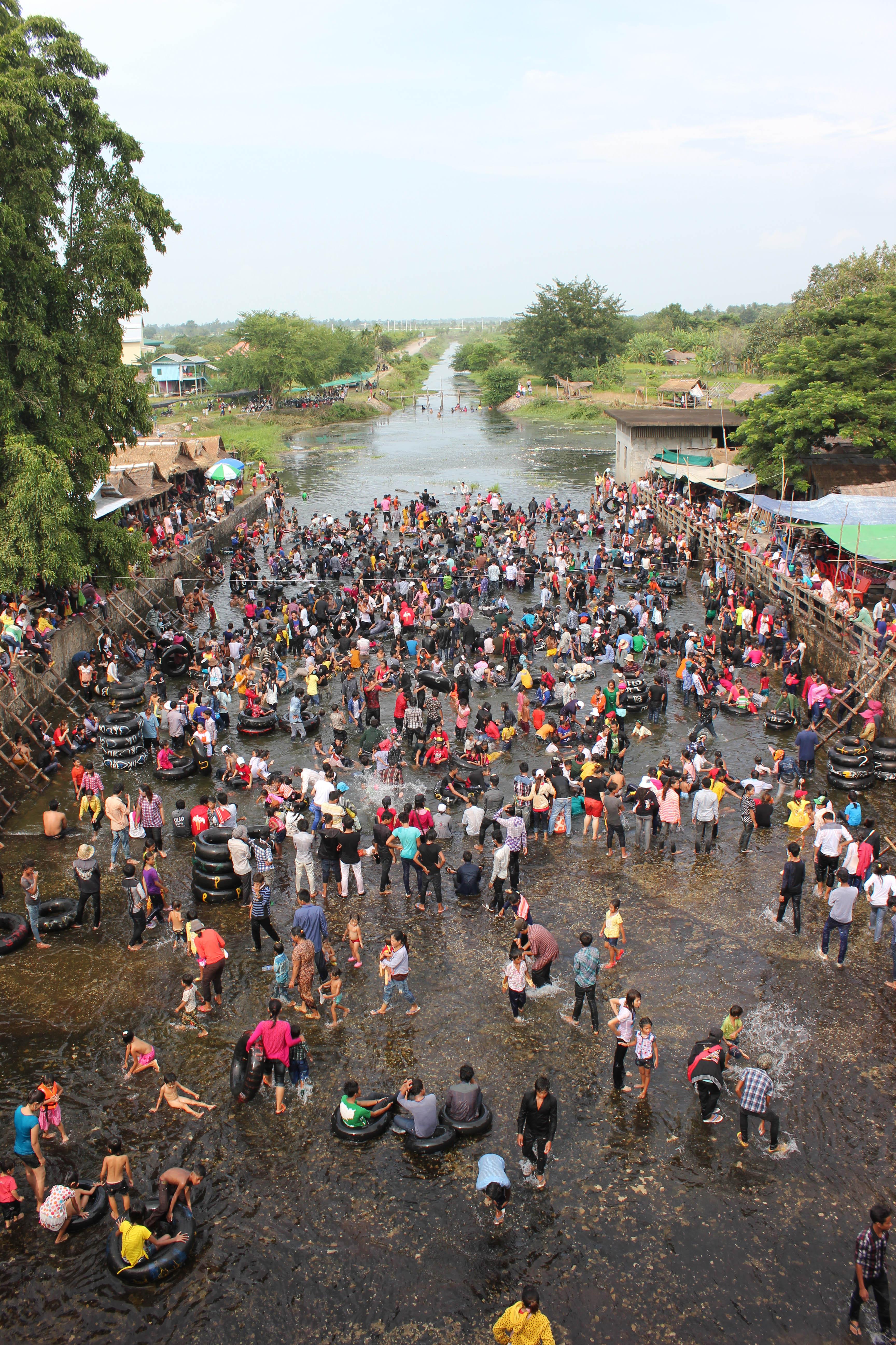 water festival in battambang cambodia adventures abroad