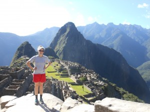 Because I felt like we couldn't have a post about Peru without a picture of Macchu Pichu