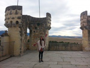 The Castle that Inspired Snow White in Segovia