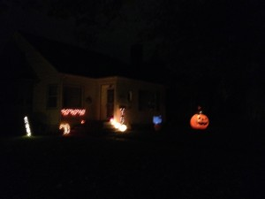 Bill would be on the far right, but unlike normal ghosts, he does his best   work in the day.