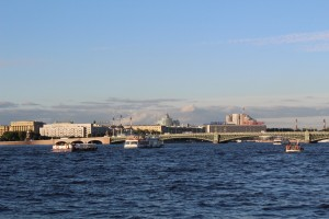 Neva River Canal tour