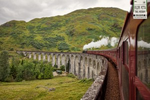 hogwarts express view